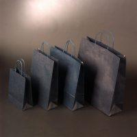 Papierová taška BLU